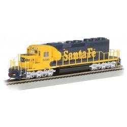 ** Bachmann 60913 EMD SD40-2 Diesel Santa Fe 5020 (DCC On Board)