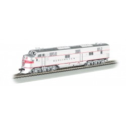 ** Bachmann 66603 EMD E7-A Diesel Burlington (DCC Sound Value)