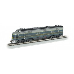 ** Bachmann 66605 EMD E7-A Diesel Baltimore & Ohio® 751 (DCC Sound Value)