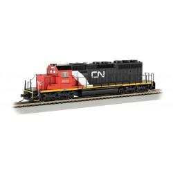** Bachmann 67022 EMD SD40-2 Diesel Canadian National 6023