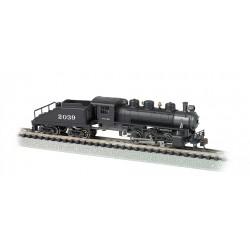 ** Bachmann 50566 USRA 0-6-0 Switcher & Tender Santa Fe 2039