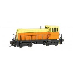 ** Bachmann 82058 GE 70 Ton Diesel Orange & Cream Unlettered (DCC On Board)