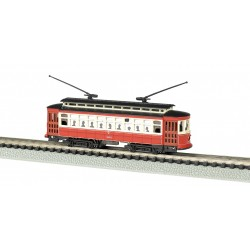 ** Bachmann 61091 Brill Trolley Chicago