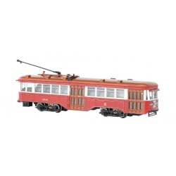 ** Bachmann 84652 Peter Witt Street Car Chicago Surface Lines (DCC On Board)