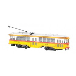 ** Bachmann 84654 Peter Witt Street Car Baltimore Transit Co. (DCC On Board)