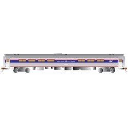 ** Bachmann 13118 85' Amfleet I Café Car-N/E Regional Phase Vi (Lighted)