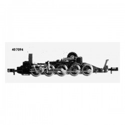 ** Fleischmann 407094 Spare Part - Chassis for 7093 Piccolo Range of locomotives. (Motor not included)