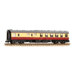 ** Graham Farish 374-120A x 2 BR Mk1 RU Restaurant Car BR Crimson & Cream