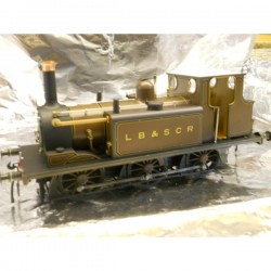 ** Dapol 7S-010-009 O Scale Terrier A1X Gipsy Hill 643 Marsh Umber Brown