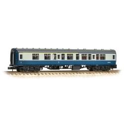 ** Graham Farish 374-258C x 2 BR Mk1 CK Composite Corridor Blue & Grey