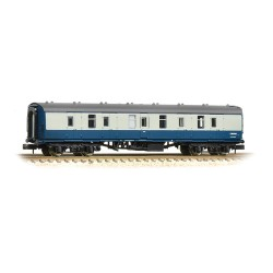 ** Graham Farish 374-039B x 2 BR Mk1 BG Full Brake Blue & Grey