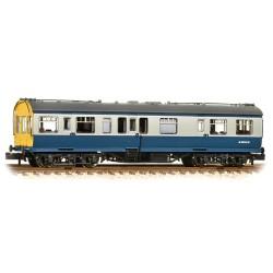 ** Graham Farish 374-877 x 2 LMS 50ft Inspection Saloon Blue & Grey