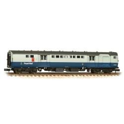 ** Graham Farish 374-902A x 2 BR Mk I TPO Blue & Grey