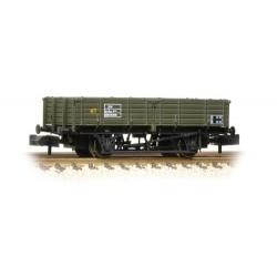 ** Grahann Farish 377-775 x 2 12 Ton Pipe Wagon BR Engineers Olive Green