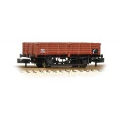 ** Graham Farish 377-777 x 2 12 Ton Pipe Wagon BR Bauxite (Late)
