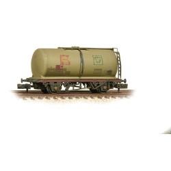 ** Graham Farish 373-777D x 2 45 Tonne glw TTA Tank Wagon 'Shell BP'  Weathered