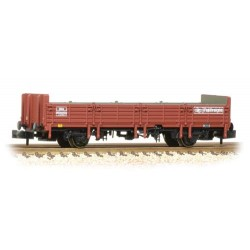 ** Graham Farish 373-629 x 2 31 Ton OBA Open Wagon Railfreight Brown