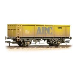 ** Graham Farish 373-976B x 2 46T POA Mineral Wagon 'Tiger' Weathered