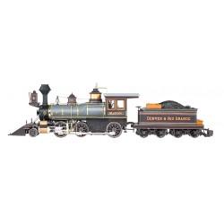 ** Bachmann x 1 2-6-0 Locomotive Denver & Rio Grande™ 15 'Raton'