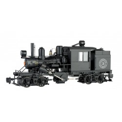 ** Bachmann 85094 x 1 Two-Truck Climax Elk River Coal & Lumber Co. 3