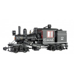 ** Bachmann 85095 x 1 Two-Truck Climax 2 Demonstrator