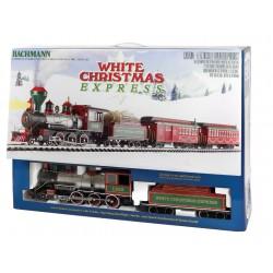 ** Bachmann 90076 x 1 White Christmas® Express Train Set
