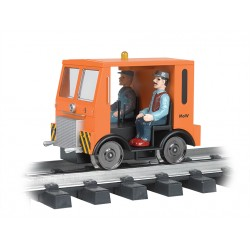 ** Bachmann 96253 x 1 Speeder Maintenance of Way Orange