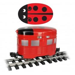 ** Bachmann 96280 x 1 Eggliner Ladybug