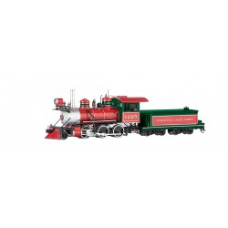 ** Bachmann 25227 x 1 2-6-0 Locomotive & Tender 1225 'Christmas'