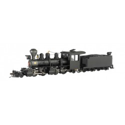 ** Bachmann 29001 x 1 Baldwin 2-4-4-2 Black Unlettered Steel Cab (DCC On Board)