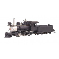 ** Bachmann 29304 x 1 2-6-0 Black Unlettered (DCC On Board)