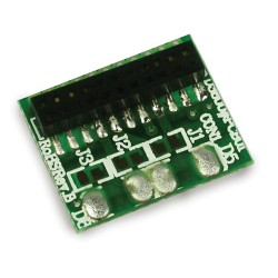 ** Bachmann 36-058 21 Pin Decoder Blanking Plate (x10)