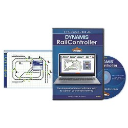 ** Bachmann 36-503 Dynamis RailController Software