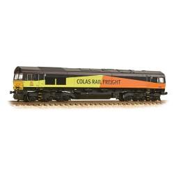 ** Graham Farish 371-387  x 1 Class 66 846 Colas