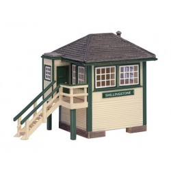 ** Graham Farish 42-165  x 1 Scenecraft Shillingstone Signal Box (Pre-Built)