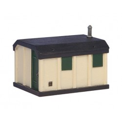 ** Graham Farish 42-169 x 1  Scenecraft Shillingstone Platelayers Hut (Pre-Built)