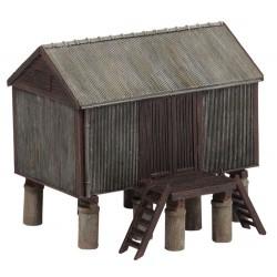 ** Graham Farish 42-180  x 1 Scenecraft Traders Store (Pre-Built)