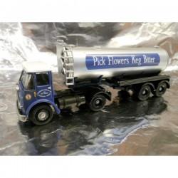 ** EFE E37401  Atkinson Articulated Tanker Flowers.