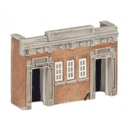 ** Graham Farish 42-234  x 1 Scenecraft Low Relief Public Convenience (Pre-Built)