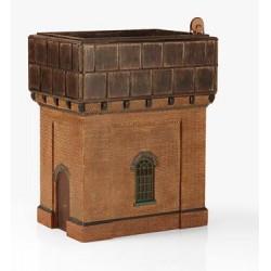** Bachmann 44-0003  x 1 Scenecraft Brick Base Water Tower (Pre-Built)