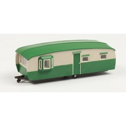 ** Bachmann 44-0032  x 1 Scenecraft 28' Static Caravan (Pre-Built)