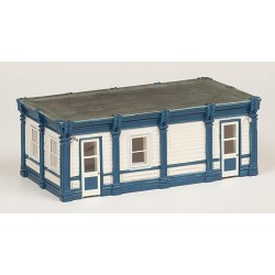 ** Bachmann 44-0043  x 1 Scenecraft Waiting Room and Ladies (Pre-Built)