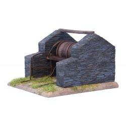 ** Bachmann 44-0049  x 1 Scenecraft Incline Winding House (Pre-Built)