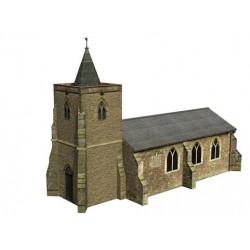 ** Bachmann 44-0052  x 1 Scenecraft Church (Pre-Built)