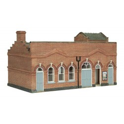 ** Bachmann 44-0067  x 1 Scenecraft March Station Facilities & Store (Pre-Built)