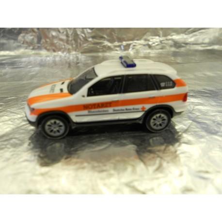 "** Herpa 046244 BMW X5 ""DRK Rheinfelden"" ™"