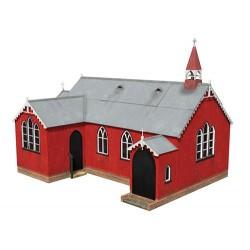 ** Bachmann 44-0069  x 1 Scenecraft Tabernacle (Pre-Built)