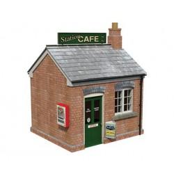 ** Bachmann 44-0071  x 1 Scenecraft Station Cafe (Pre-Built)