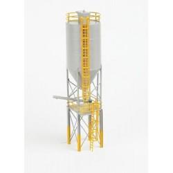 ** Bachmann 44-054  x 1 Scenecraft Industrial Silo (Pre-Built)