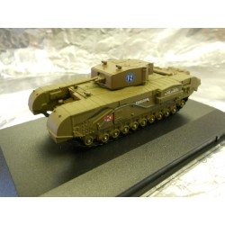 ** Oxford Diecast 76CHT002 Churchill Tank MkIII 1st Canadian Army Bgd Dieppe 1942